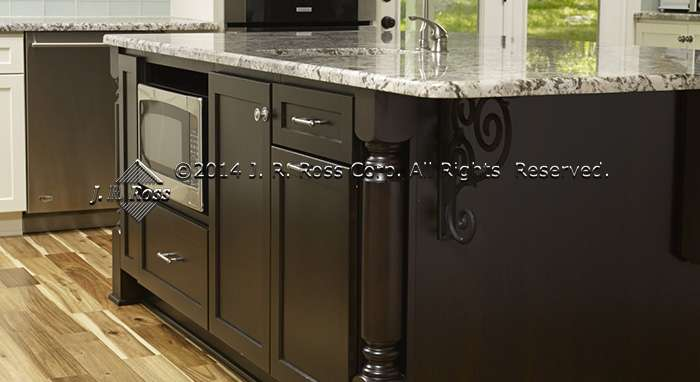 Kitchen Cabinets Java Color nashua cabinet painters | cabinet refinishing | cabinet staining